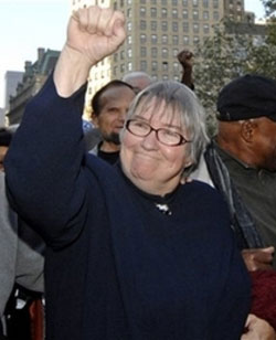 Justice for Lynne Stewart Politically imprisoned human rights attorney